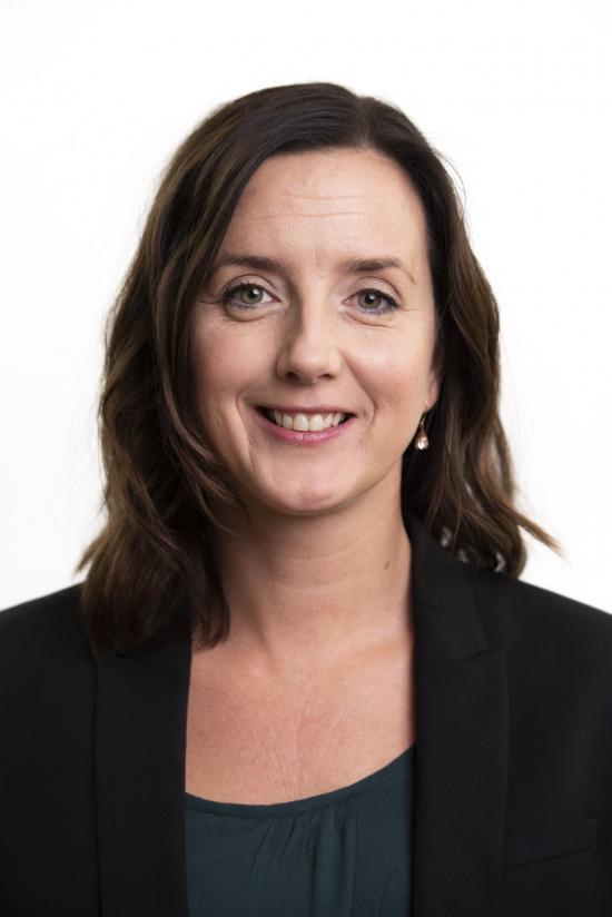 Marie-Louise Wallberg, senior projektledare RISE Processum.