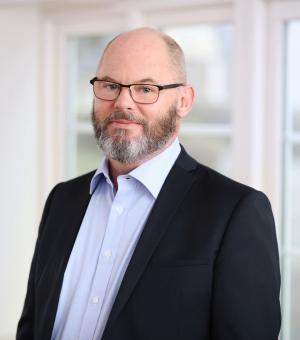 Teknikföretagens förhandlingschef, Tomas Undin.