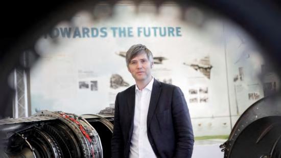 Högskolan Västs forskning inom svetsbaserad additiv tillverkning leds av Joel Andersson, professor i Materialvetenskap. Tekniken används av GKN Aerospace för tillverkning av flygmotorkomponenter i titan.