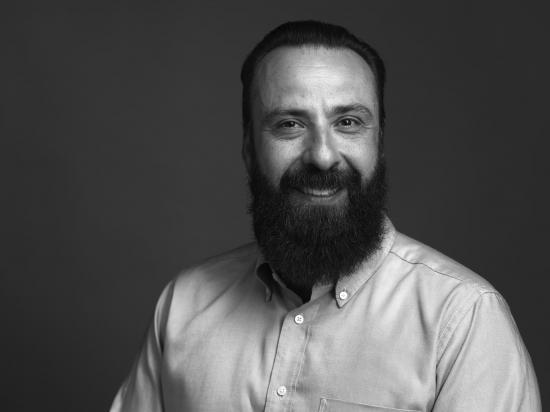 Ali Farokhian, Tobii Pro Insight.