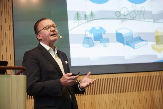 Karl-Henrik Sundström Stora Enso