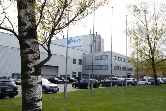 Fabriken i Fredrikstad.