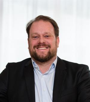Thomas Schölin, ny vice VD för SPBI.
