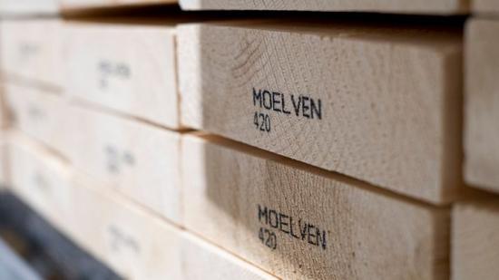 Detta är Moelvens näst starkaste kvartalsresultat någonsin, som bara överträffats av andra kvartalet rekordåret 2007.