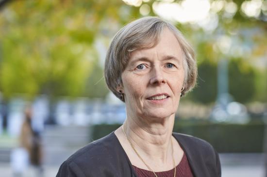 Rachel Pettersson, forskningschef på Jernkontoret.