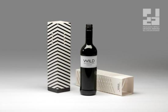 """<span><span>Bidraget """"Wild"""" är en presentförpackning för vin skapad av Elias Wall, Sonia Hint Kindgren och Samuel Olsson från Brobygrafiska, som vann årets <span><span>""""Highest Level of User Friendliness Award"""".</span></span></span></span>"""