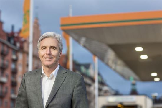 Petter Holland, vd och koncernchef på Preem.