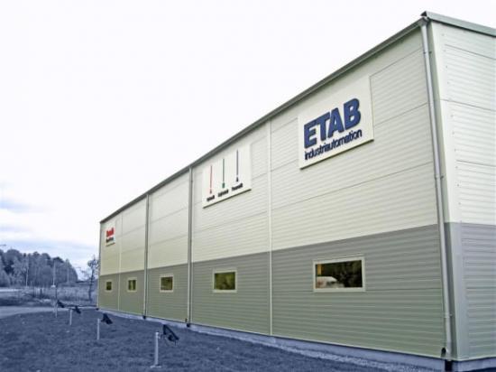 Etab är Parkers Pneumatic Technology Center i Västerås med omnejd.
