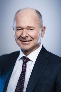 Micael Johansson, Saabs VD och koncernchef.
