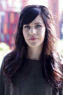 Forskaren Sofia Serholt.