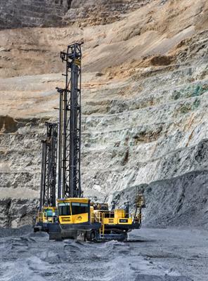 Atlas Copcos borrigg Pit Viper PV-235 är del av Cate Drilling Solutions utbud.