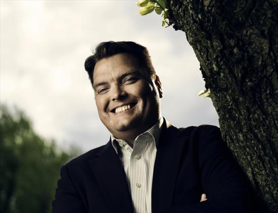 Thomas Sörensson, vd Enviro.
