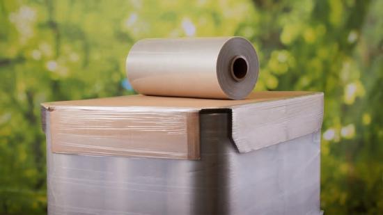 Som ett steg i Trioplasts utveckling av hållbara produkter lanseras nu Trioloop maskinsträckfilm.