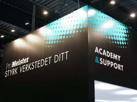 ProMeister Academy levererar utbildning och teknisk support till fordonsbranschen i både Sverige och Norge.