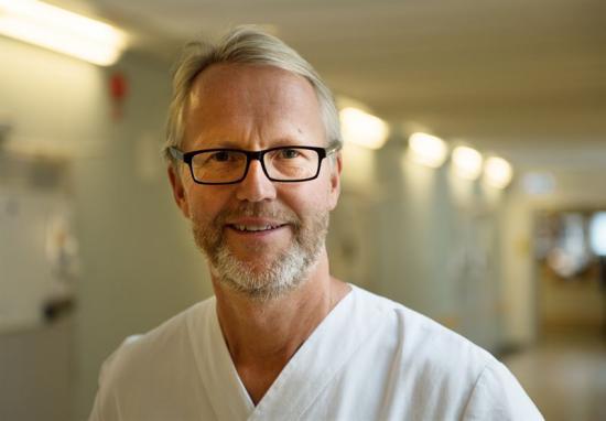 Lennart Blomqvist, professor och FoU-chef inom Bild och Funktion.