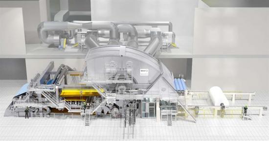 Valmet har fått uppdraget att leverera en komplett produktionslinje för mjukpapperstillverkning till Arkhbum Tissue Group LLC.