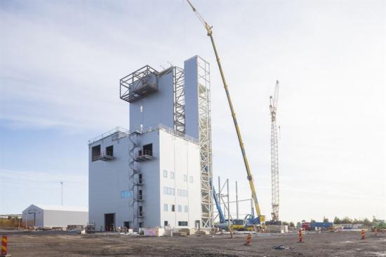 HYBs pilotanläggning i Luleå förväntas stå på plats 2020 och en demonstrationsanläggning väntas stå färdig under 2025.