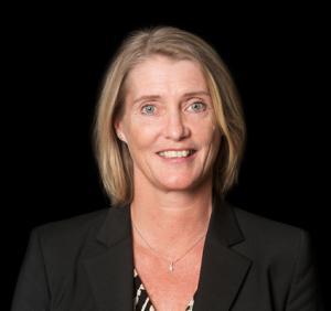 Annika Roos, tillträdande vd på Jernkontoret.