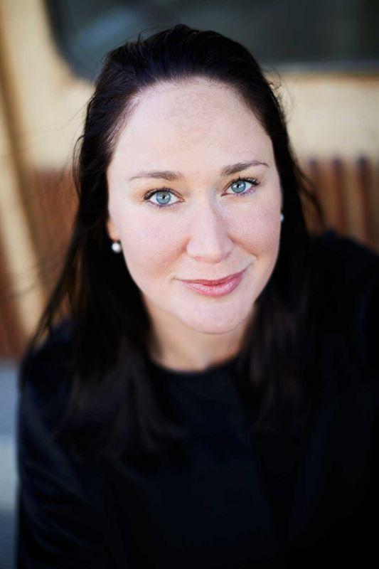 Karolina Lisslö Gylfe, social entreprenör inom matematiklärande, är den andra stipendiaten.
