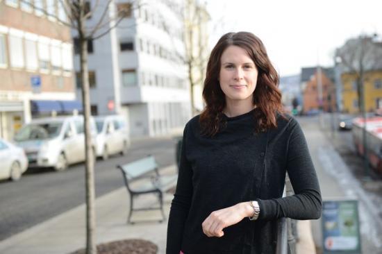 Emma Berglund blir ansvarig för samhällskontakter.