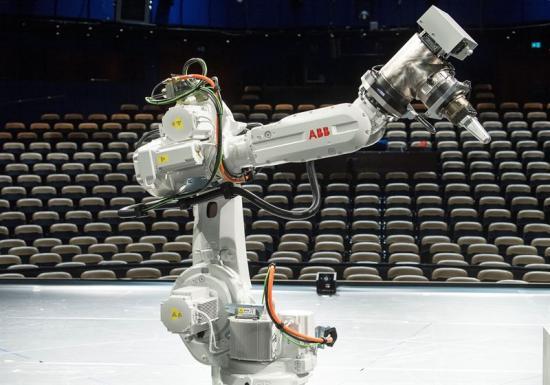 ABB:s robot IRB6620