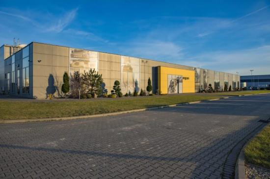 Utbyggnaden av Engcons fabrik i Polen klar och invigd.