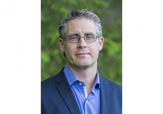 Robert Larsson, vd på Valutec.