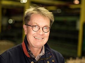 Lars Alfredsson, VD Bruzaholms Bruk