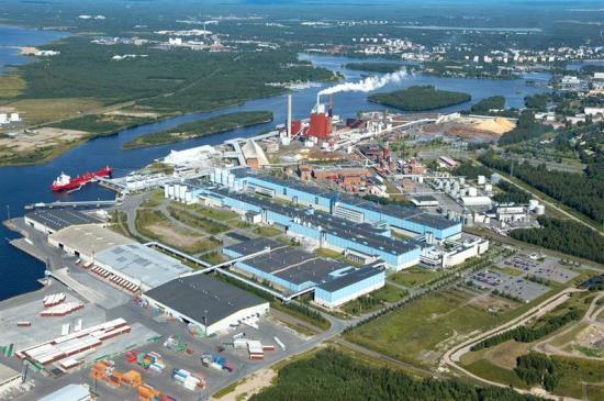 Stora Enso Oulu Mill.