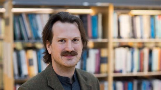 Mattias Näsman, doktorand vid Enheten för ekonomisk historia, Umeå universitet.