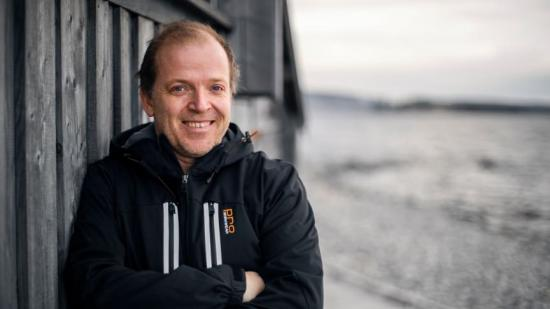 Hugo Wikström, entreprenör.
