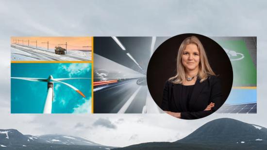 – Ju snabbare vi vill ställa om till ett nettonollsamhälle desto högre efterfrågan på metaller, säger Katarina Nilsson, projektledare för ny rapport från Svemin.