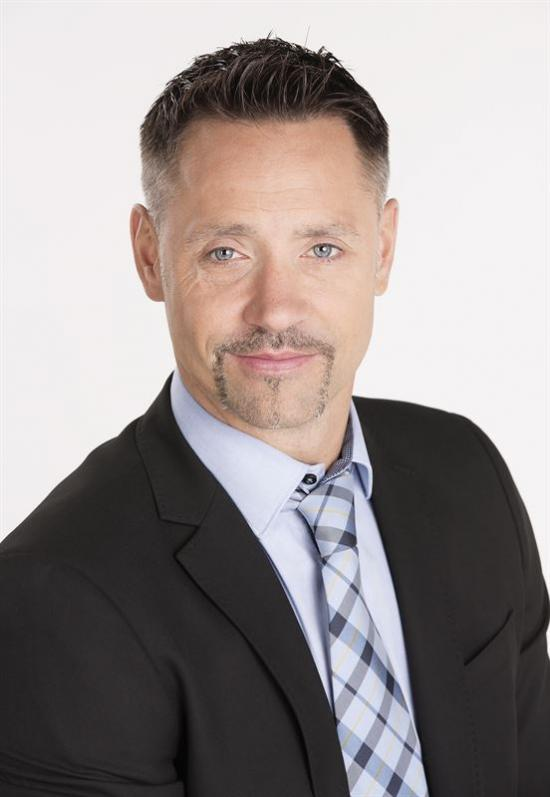 Johnny Sjöström, ny divisionschef för SSAB Special Steels.