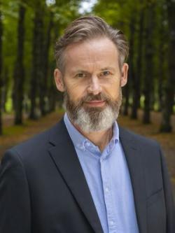 Peter Sävelin, ny fabriksdirektör för Vallviks Bruk.