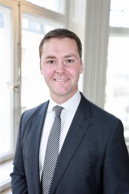Martin Hjerpes kommer bland annat driva strategiprocessen på koncernnivå och att utveckla en långsiktig M&A-strategi för Gruppen.