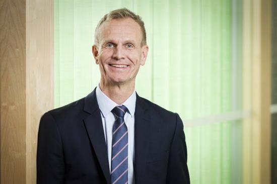 Mikael Andersson blir chef för en av BillerudKorsnäs tre divisioner i den nya organisation från och med den första oktober.