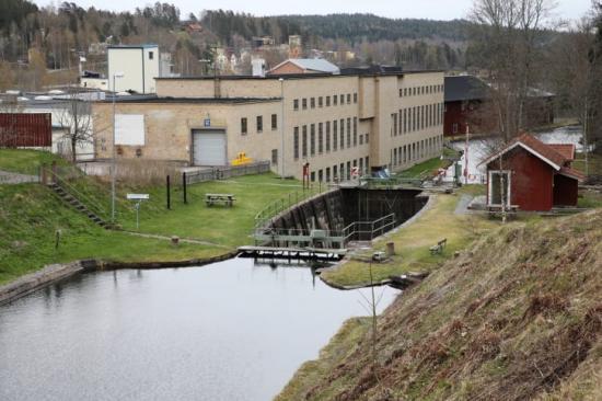 Dalslands kanal blev Årets Industriminne 2018.