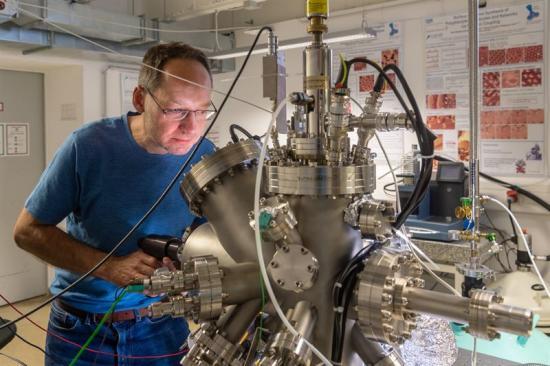 Markus Lackinger, forskningsledare vid tekniska universitetet i München.