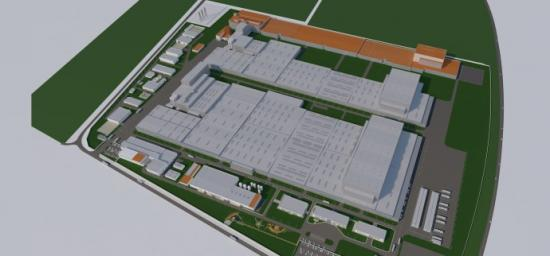 Hankook Tire bygger ut sin europeiska fabrik i Ungern.