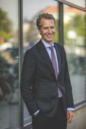 Martin Johansson, som är specialist inom stålindustri och gruvnäring, PwC Sverige.