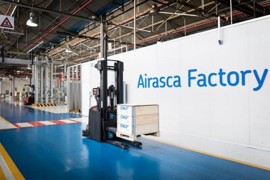 SKF Airasca Factory.