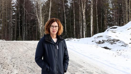 Christin Davidsson är ny säkerhetschef på Delete i Sverige