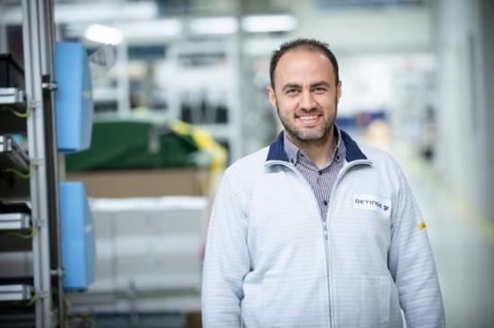 Felix Wiedmann, produktchef.
