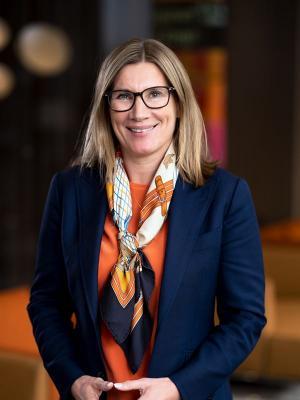 Eva Carlsvi, branschansvarig stålindustri och gruvnäring, PwC Sverige.