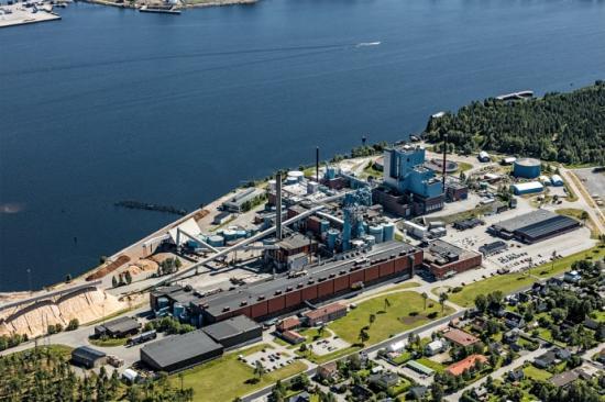 Sweco anlitas när SCA bygger en ny pappersmaskin för tillverkning av kraftliner vid sitt pappersbruk Obbola i Umeå kommun.