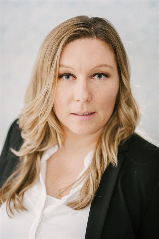 Linda Berglund, skogsexpert WWF.