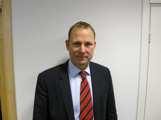 Karl Brodin, Head of R&D