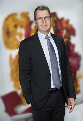 Anders Nyström, VD och koncernchef Bulten AB.