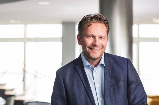 Henrik Wettergren, VP Marketing and Sales, Södra Cell.