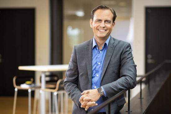 Markus Granlund, VD på Semcon.